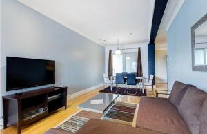 Appartement 112m² à Montréal coin repas