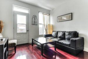 Appartements de 173 m² à Montréal entrée