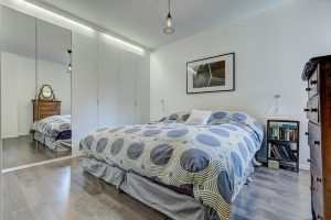 Appartement 116 m² à Montréal chambre