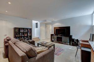 Appartement 116 m² à Montréal salon 2