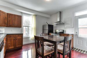 Appartements de 173 m² à Montréal cuisine
