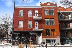 Appartements de 173 m² à Montréal
