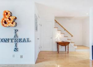 Maison de 141 m² à Montréal entrée