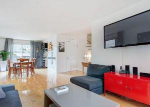 Maison de 141 m² à Montréal salon