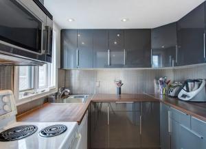 Maison de 141 m² à Montréal cuisine