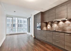 Appartement 51 m² à Montréal cuisine