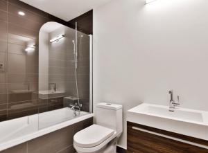 Appartement 51 m² à Montréal sdb