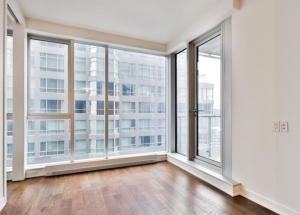 Appartement 51 m² à Montréal salon