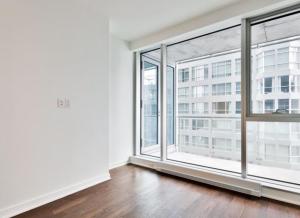 Appartement 51 m² à Montréal salon 2