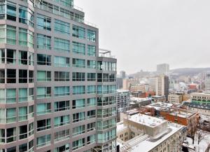 Appartement 51 m² à Montréal vue