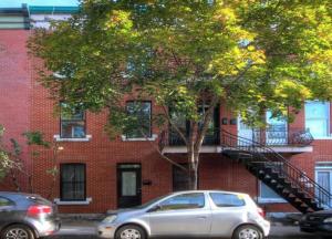 Appartements de 187 m² à Montréal devanture