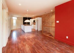 Appartements de 187 m² à Montréal salon