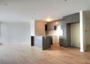 Appartement 16m² à Montréal pièce de vie