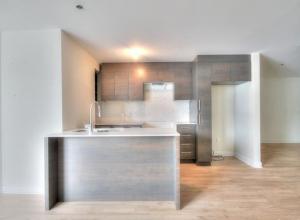 Appartement 16m² à Montréal cuisine