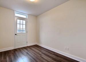 Appartement 46m² à Montréal entrée