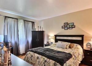 Immeuble 215 m² à Montréal chambre