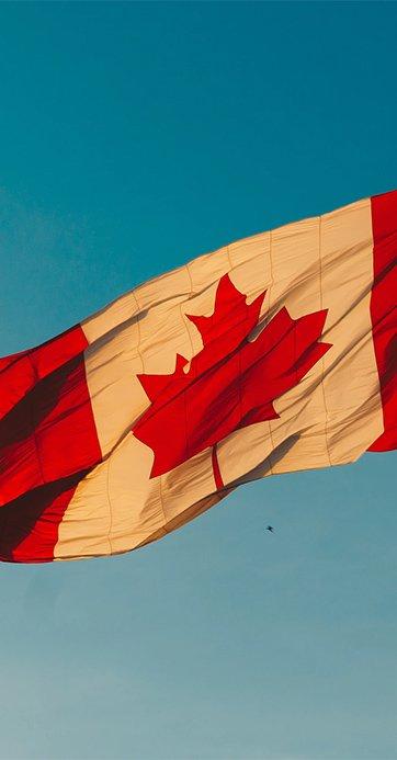 drapeau canadien investir bien immobilier canada
