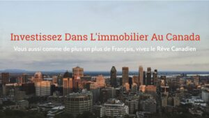 Immobilier au Canada