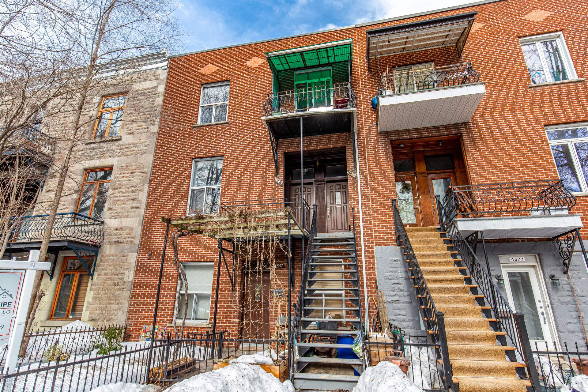 Investir immobilier montreal